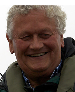 Tony Worth, Lord Lieutenant of Lincolnshire.