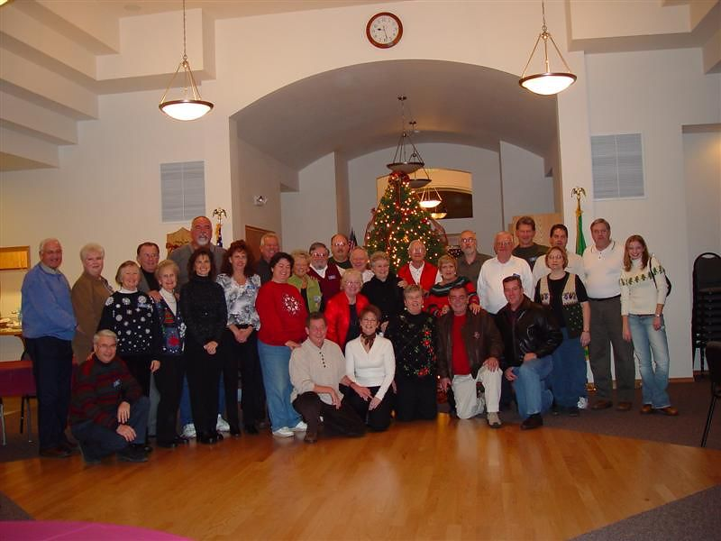 Merry Christmas Ted & Lynette, Doug & Sally from all us.  Wish you were here!