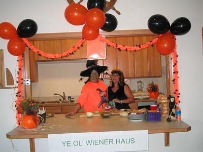 RYC Halloween Party
