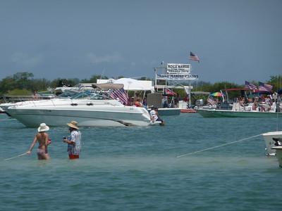 Redneck Yacht Club Raft-up