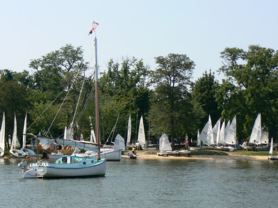 2008 CRYC Annual Regatta