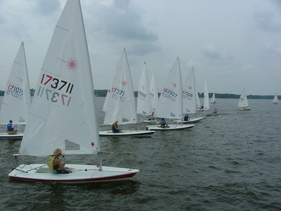 CRYC 2005 Annual Regatta