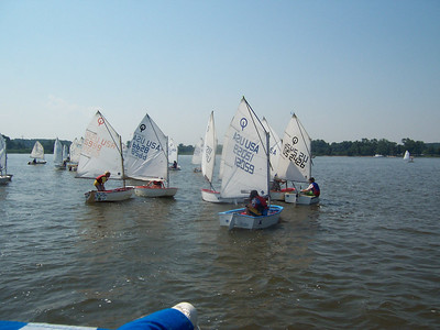CRYC 2005 Junior Regatta