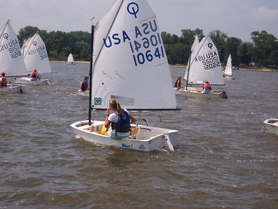 CRYC 2006 Junior Regatta