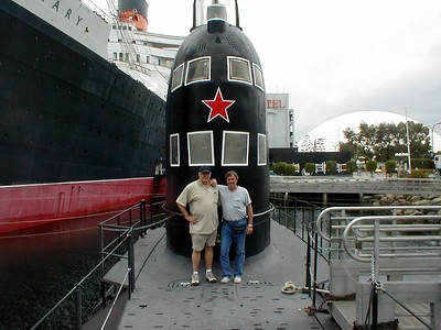 Russian Submarine Visit