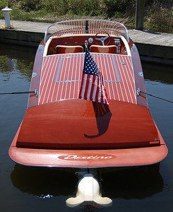 The finish is clear coat - instead of spending your time varnishing, instead you'll be cruising. Take me away!!