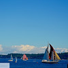 Sailboats - Port Townsend, Washington - 65