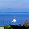 Sailboat and mountain - 46
