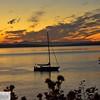 Sunrise at Fort Worden - Puget Sound - 75
