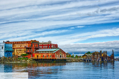 Old buildings in Port Townsend, WA - 58