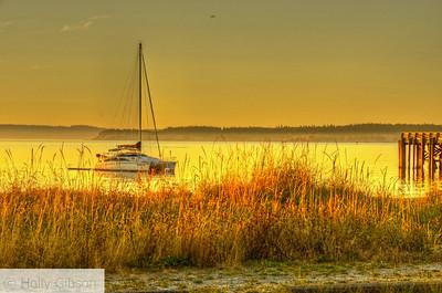 Sunrise at Ft. Worden - 76