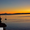 Sunrise at Fort Worden - Puget Sound - 73