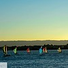 Sailboats on the Columbia - Vancouver, Washington - 57
