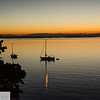 Sailboat at dawn - 80