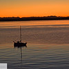 Sailboat at sunrise - 78