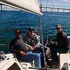 Rolland, Greg, & Captain Steve