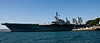 USS Midway - Wide angle cropped