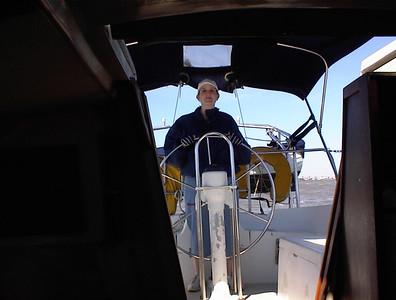 Sailing Texas Gulf Coast