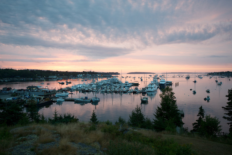 Sunrise, Southwest Harbor, Maine