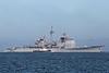 USA 2011 - San Francisco Fleet Week - Ship Parade<br /> USS Antietam (CG 54)