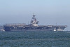USA 2011 - San Francisco Fleet Week - Ship Parade - USS Carl Vinson (CVN 70)