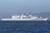 USA 2011 - San Francisco Fleet Week - Ship Parade - HMCS Ottawa