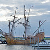 Santa Maria at Brunswick Landings Marina 04-20-19