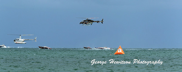 Sarasota Power Boat Races 2014
