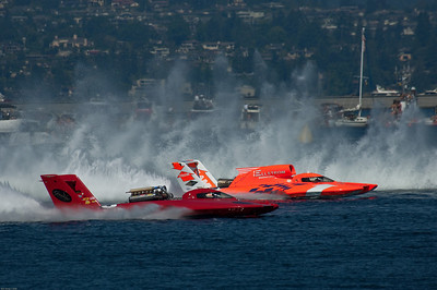 Albert Lee Cup at Seafair, U-1 ELAM PLUS