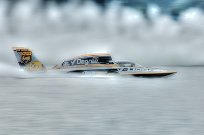 Albert Lee Cup at Seafair, Degree Men unlimited hydroplane