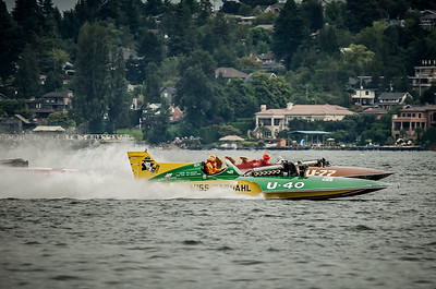 Albert Lee Cup at Seafair, Vintage Hydroplanes