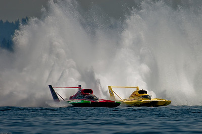 Albert Lee Cup at Seafair,  U-6 Oh Boy! Oberto / U-10 HOSS MORTGAGE INVESTORS
