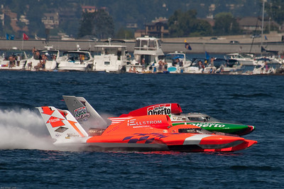 Albert Lee Cup at Seafair, U-6 Oh Boy! Oberto / U-1 ELAM PLUS