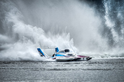 Albert Lee Cup at Seafair, U-1 Spirit of Qatar