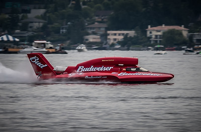 GM Cup at Seafair, U-1 MISS BUDWEISER