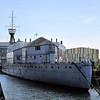 HMS Caroline. Titanic Quarter, Belfast