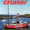 My first front cover. Motor Cruiser - February 1986