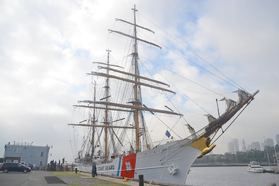 USCG Eagle Boston Harbor 7/29/13 09:35 hd hrs