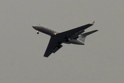 Airship<br /> Airline ?<br /> 2/24/13<br /> 14:26 hd hr<br /> Final approch<br /> Cockpit sort of like bridge