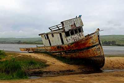 """The Wreck of Point Reyes"""
