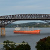 YESTERDAY 10/8/19 WAS A BUSY DAY WITH SUPER YACHT ODESSA HEADED FOR DOCKING AT NEWBURGH LANDING AND LATER WE HAVE BULK CARRIER MERCURY SKY OUTBOUND AT 17:10 HD HRS  FOR WHO KNOWS WHERE. SEVERAL GREAT CAMIO APPEARANCES ON STARBORD BRIDGE.AT 199.9 M = 218.61 YARDS