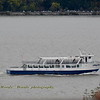 Today 10/8/19 at 12:00 hd hrs from my perch, I spy Hudson River tour boat Rip Van Winkle south bound. Appears to be empty. Good profle in the wheelhouse.