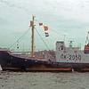 Russian whaling ship.