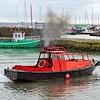 Beaver<br /> Carrickfergus Harbour<br /> Friday, 27th March 2015