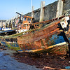 Ballywalter harbour, County Down