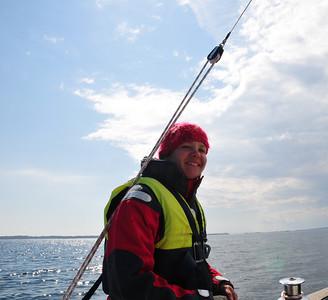 Spring sailing 2008