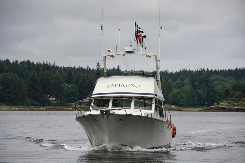 Owikeno Approaching