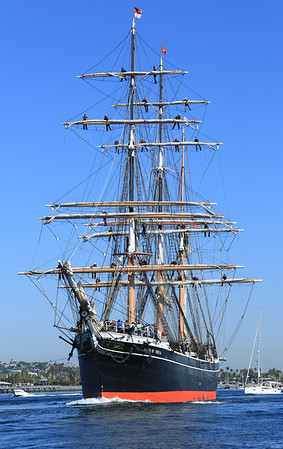Star of India Monday Sail 2013