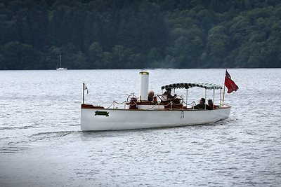Steam Boats on Windermere