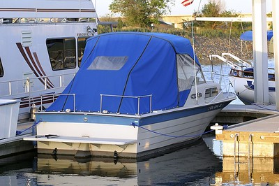 Steve's Boat